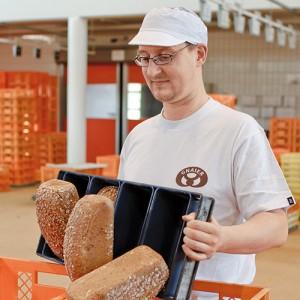 Bäcker Ivo Müller Brot Gnaier Werk