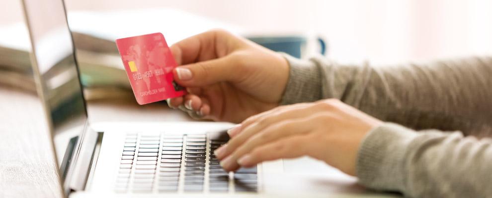 Laptop Kreditkarte Vergütung Gnaier